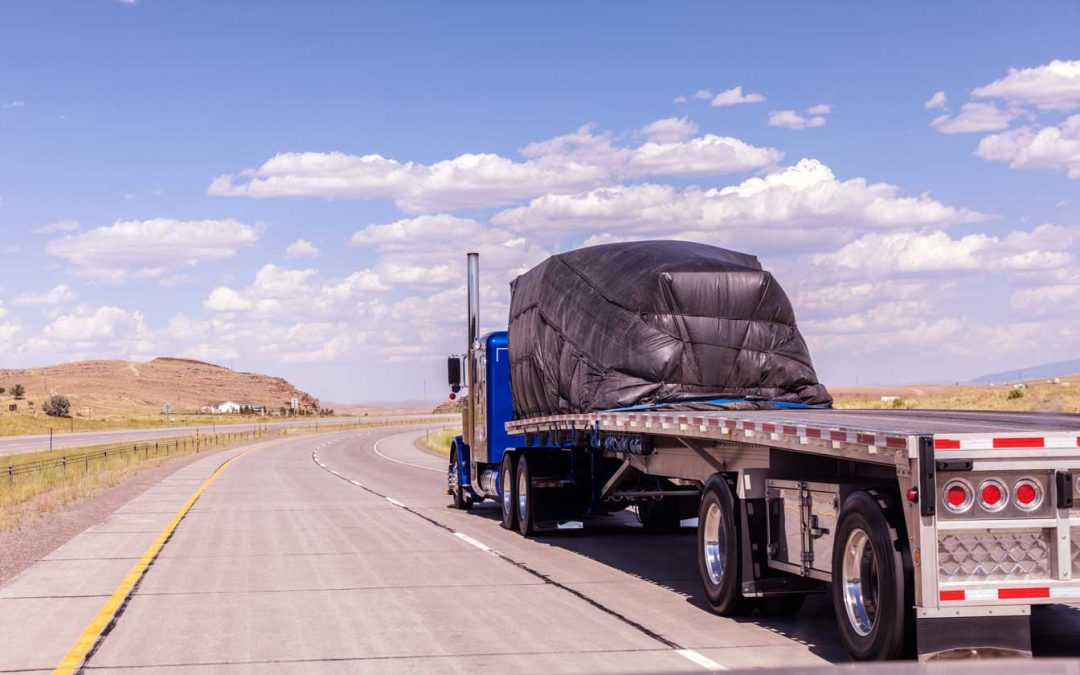 Why you should use an on-board scale for your Flatbed trailer