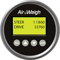 Straight | Air-Weigh: We provide Straight Truck scales