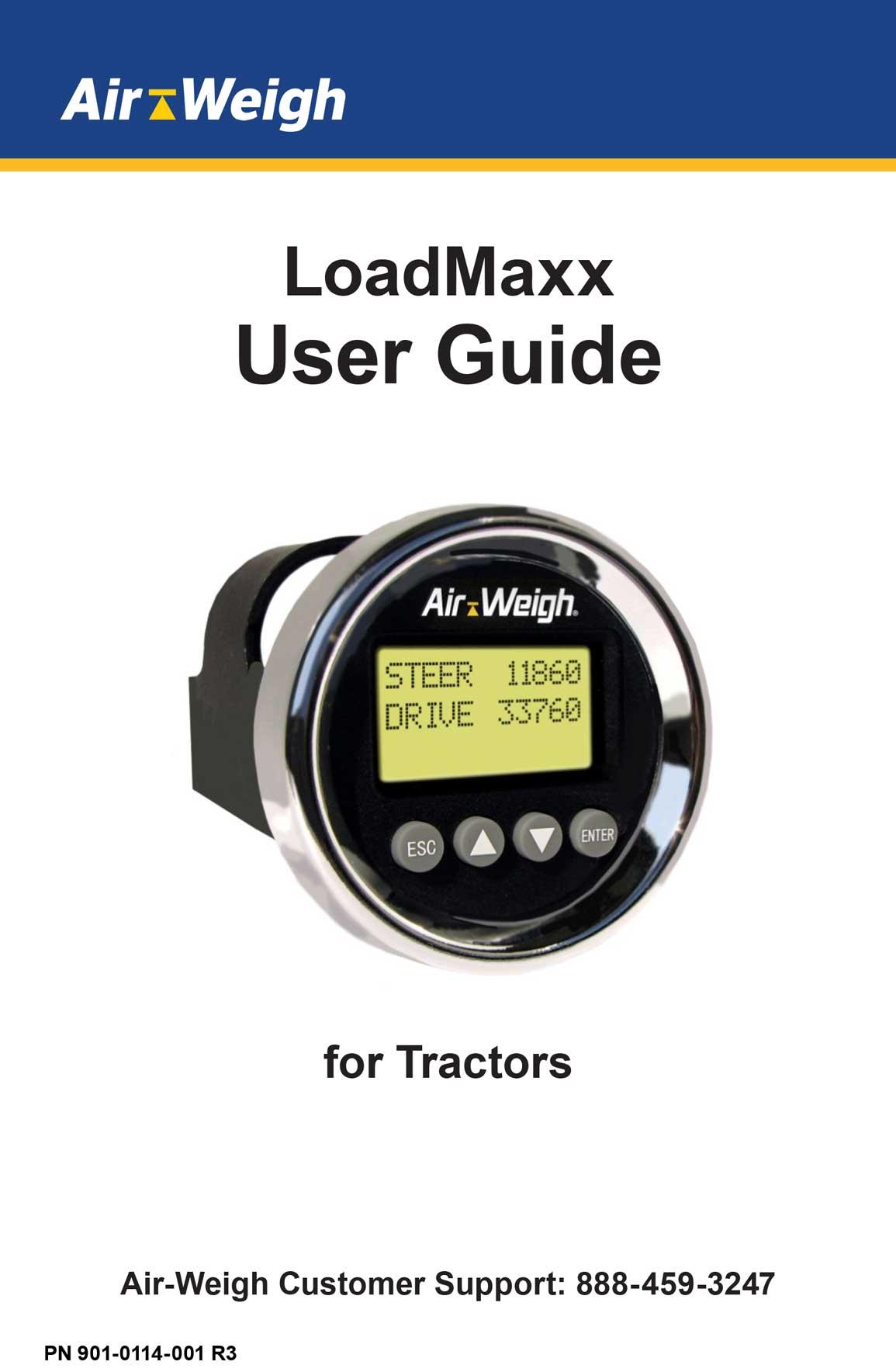 LoadMaxx User Guide for Tractors