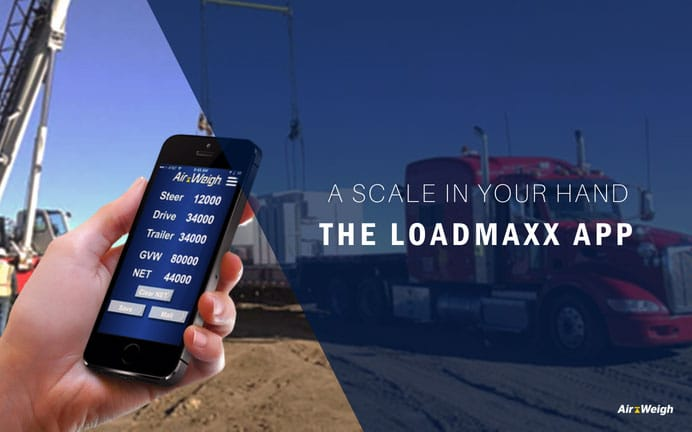 A scale in your hand – The LoadMaxx app