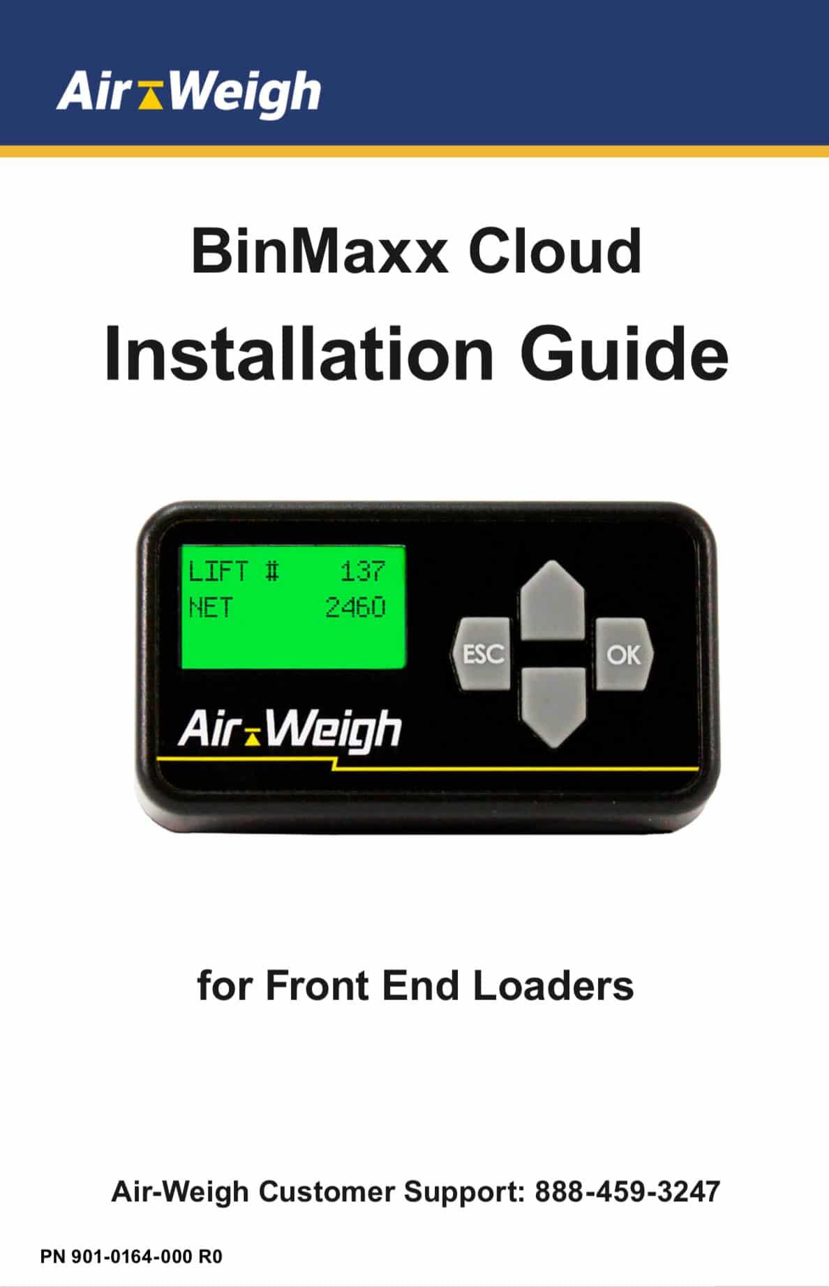 BinMaxx Cloud Installation Guide