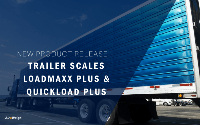 Air-Weigh Releases New Trailer Scales