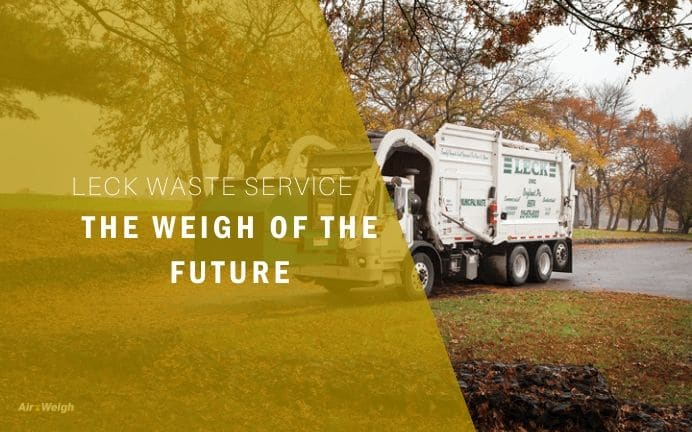 The Weigh of the Future – Waste Today feature