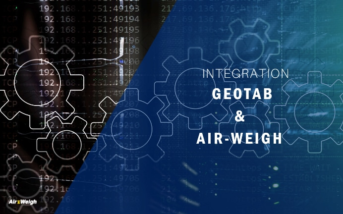 Air-Weigh and Geotab Integration